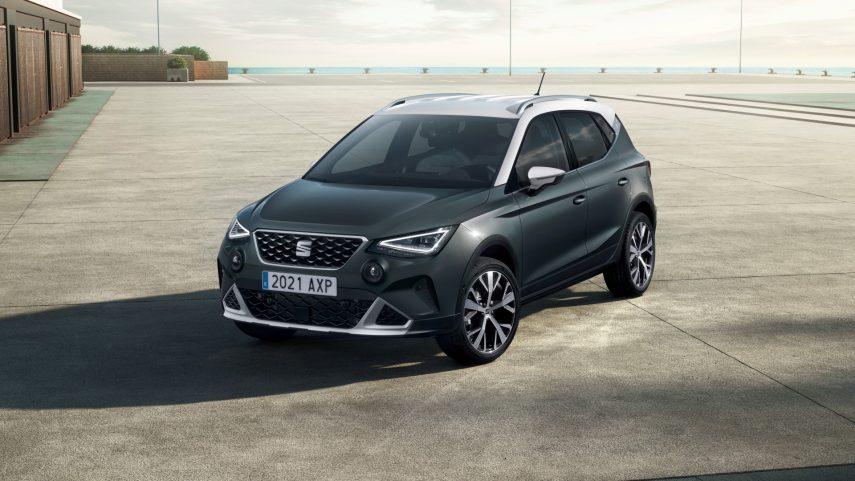 SEAT Arona 2021, perfilando aún más la estética SUV