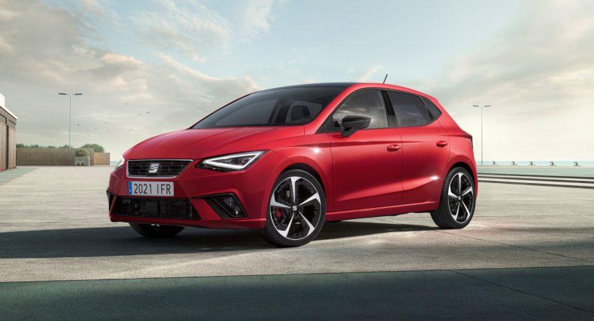 SEAT Ibiza FR 2021 (1)