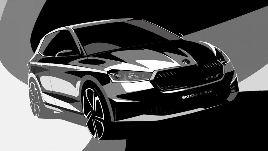 El Škoda Fabia 2021 nos enseña sus actualizadas líneas