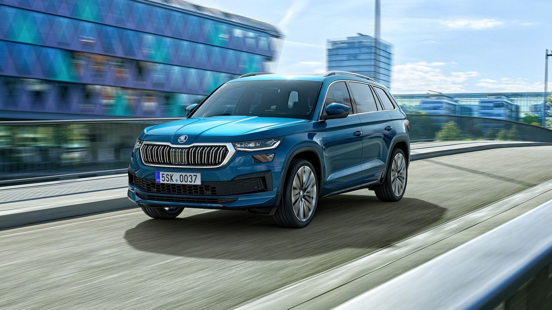 Škoda Kodiaq 2021, refinando un producto convincente