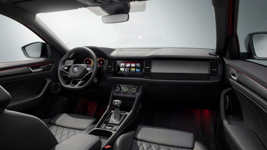 Skoda Kodiaq RS 2021 (9)