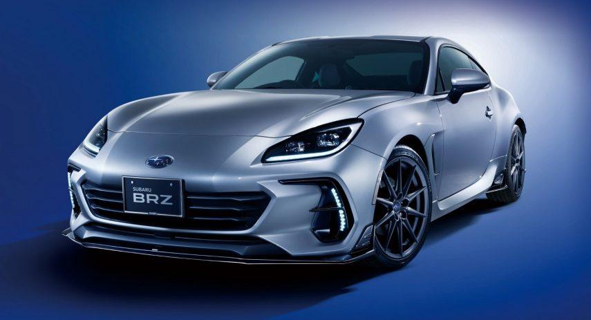 Subaru BRZ STI 2022 Performance Parts (1)