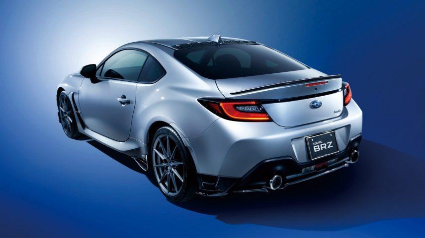 Subaru BRZ STI 2022 Performance Parts (2)