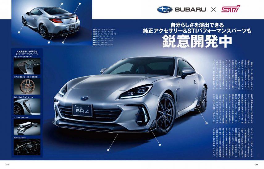 Subaru BRZ STI 2022 Performance Parts (8)