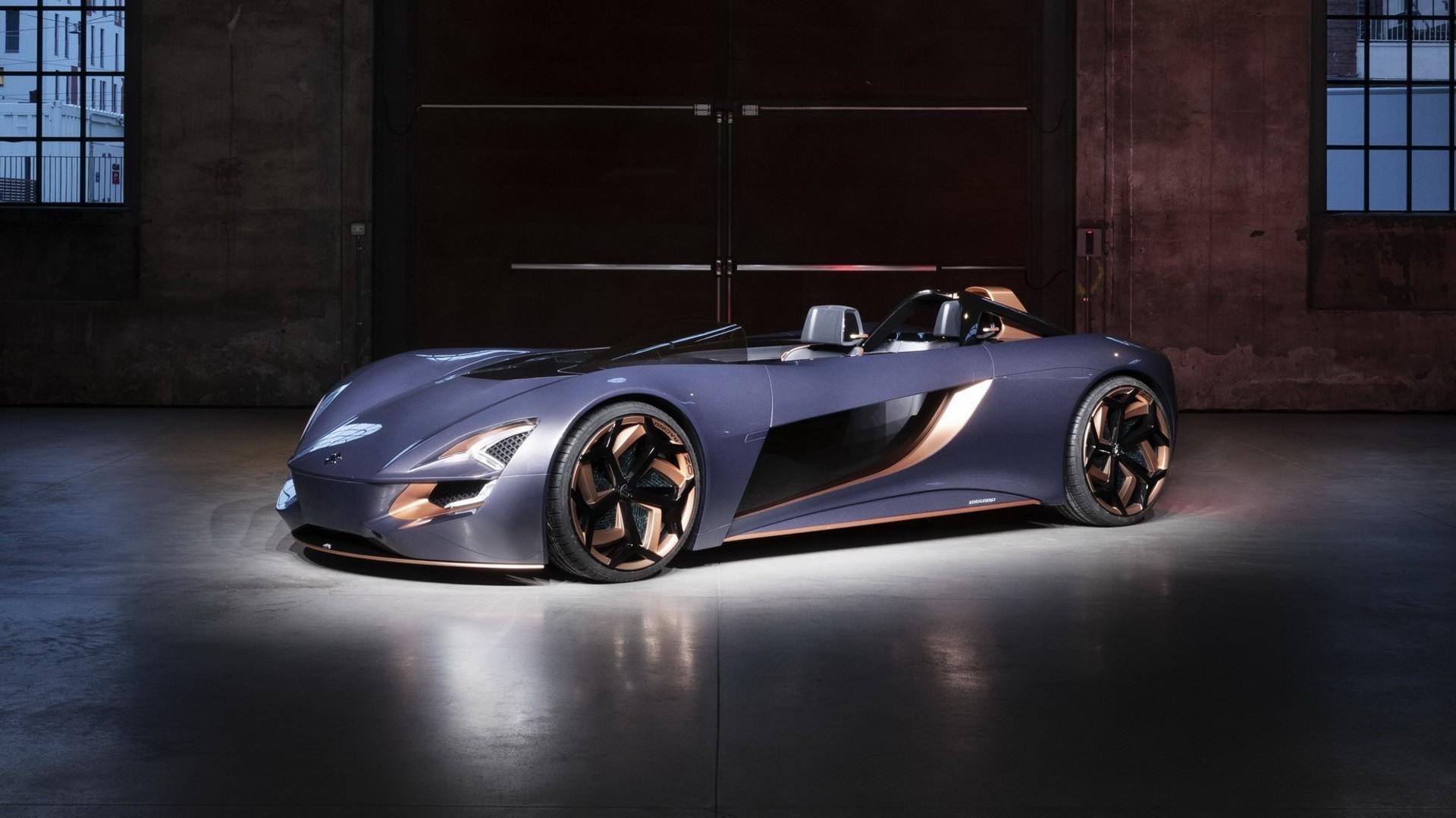 Suzuki sorprende con el Misano Concept