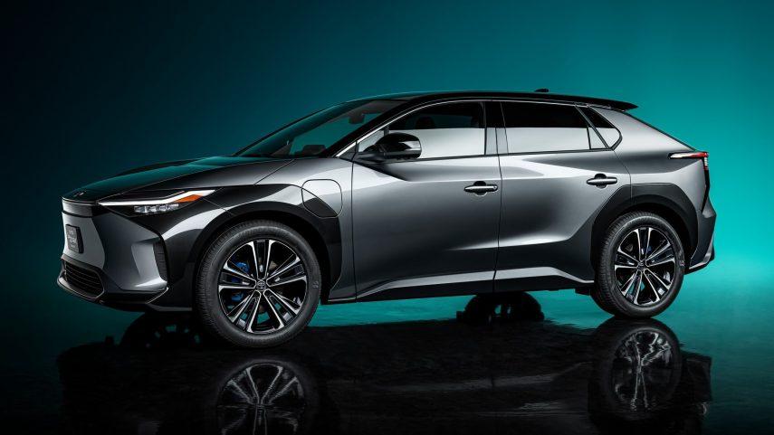 El Toyota bZ4X Concept anticipa el primer eléctrico de la marca para todo el mundo