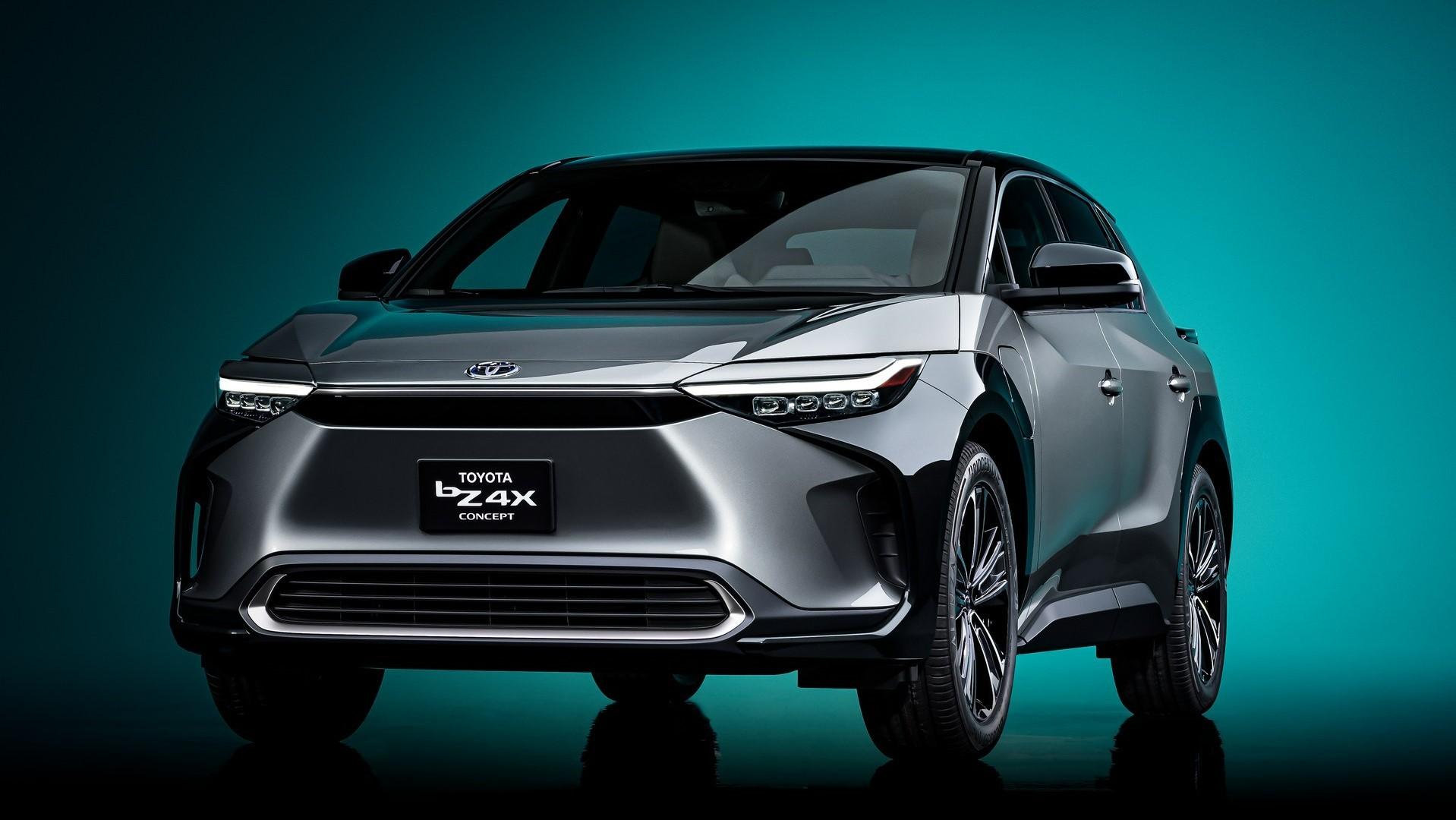 Toyota bZ4X Concept 2021 (4)