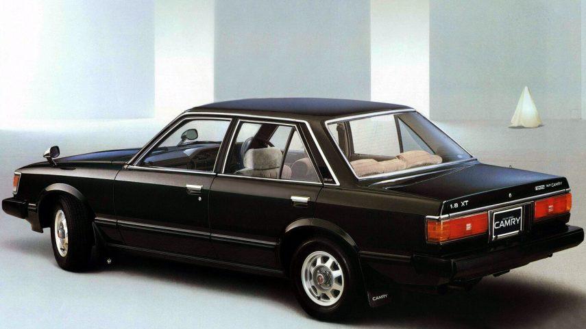 Toyota Celica Camry A50 1980