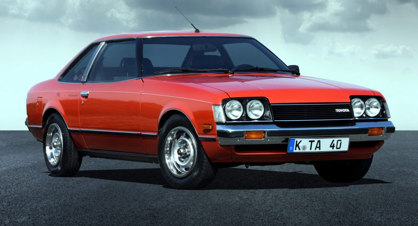 Toyota Celica GT Coupe TA40 1977