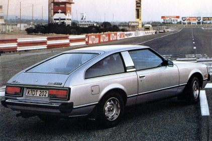 Toyota Celica GT Liftback RA43 1980