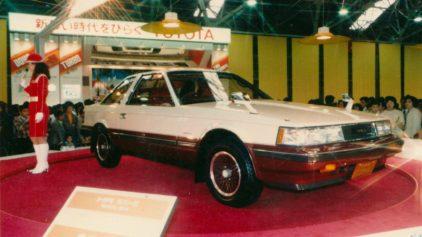 Toyota EX 8 1