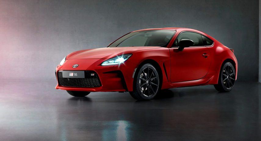 Toyota GR 86 2021 EU Spec (1)