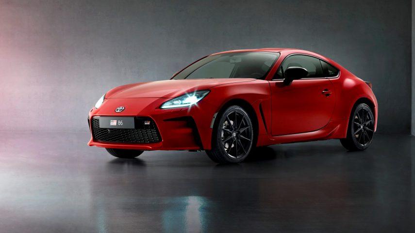 Toyota GR 86 2022: mejorando la esencia del deportivo tradicional