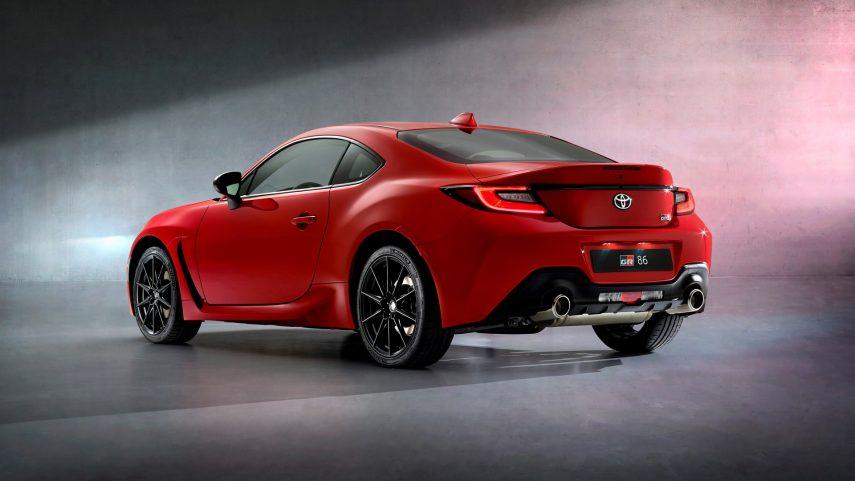 Toyota GR 86 2021 EU Spec (2)