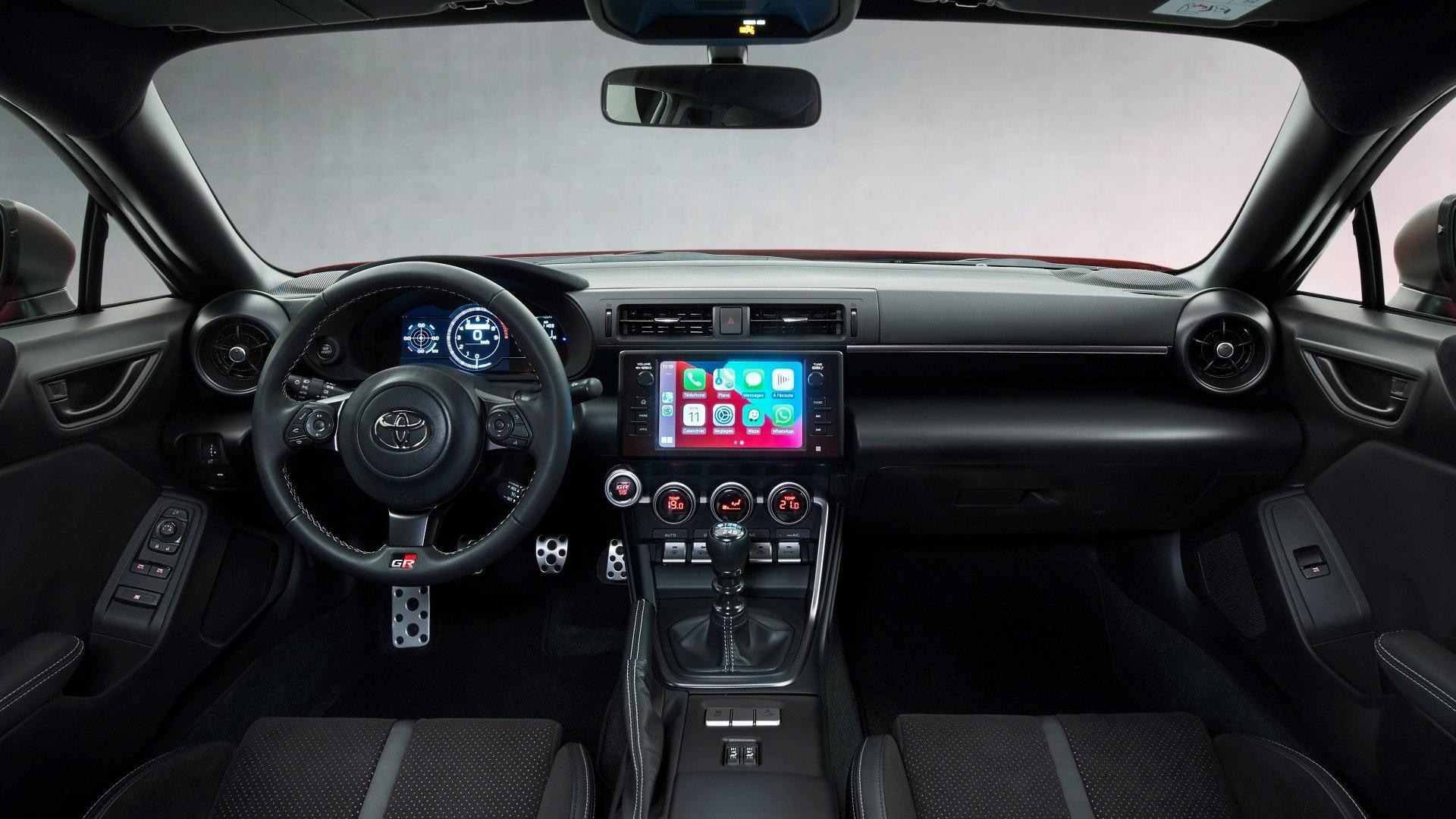 Toyota GR 86 2021 EU Spec (5)