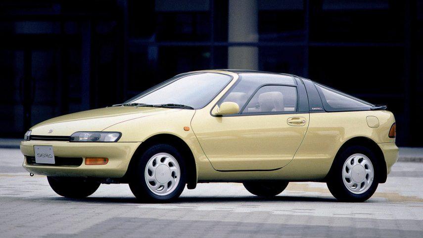 Coche del día: Toyota Sera (Y10)