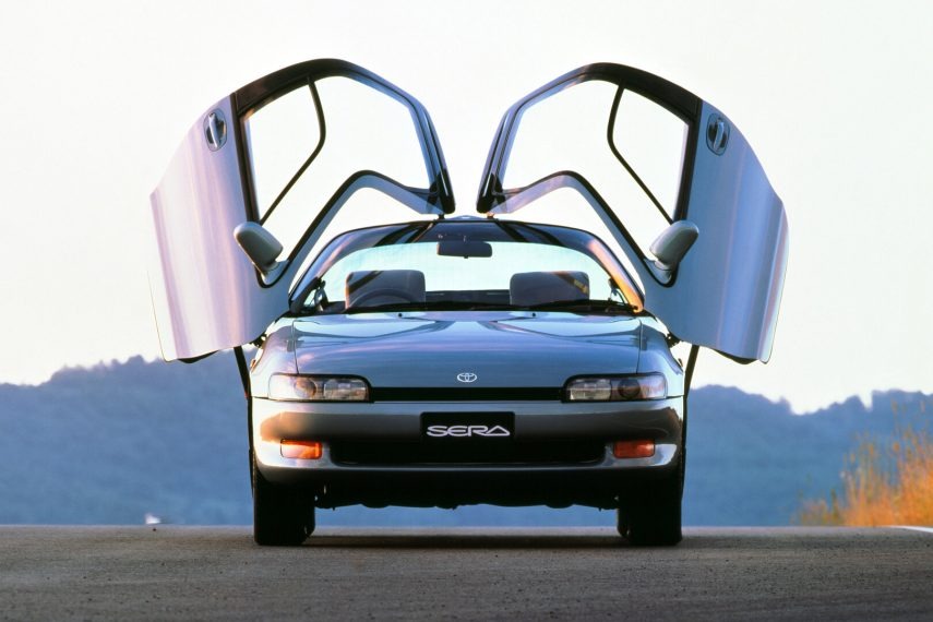 Toyota Sera 2