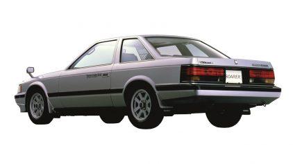 Toyota Soarer 2000 GT 1983