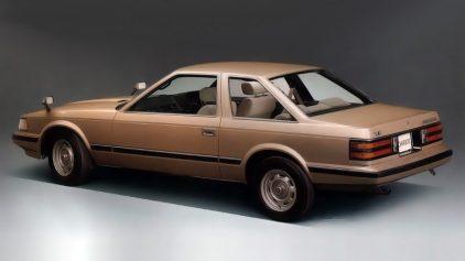 Toyota Soarer 2000 VI 1981
