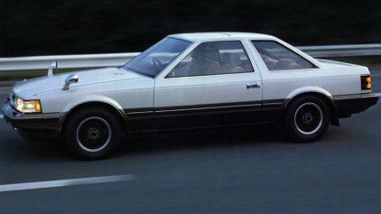 Toyota Soarer 2800 GT 1981