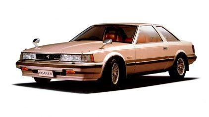 Toyota Soarer 2800 GT Limited 1981