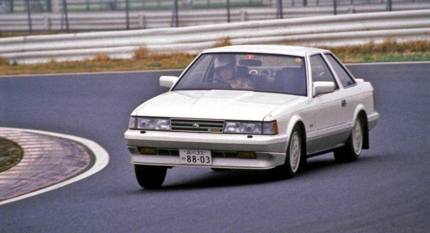 Toyota Soarer 3000 GT Limited 1985 1