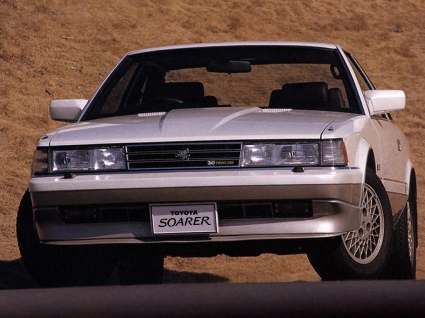 Toyota Soarer 3000 GT Limited 1985