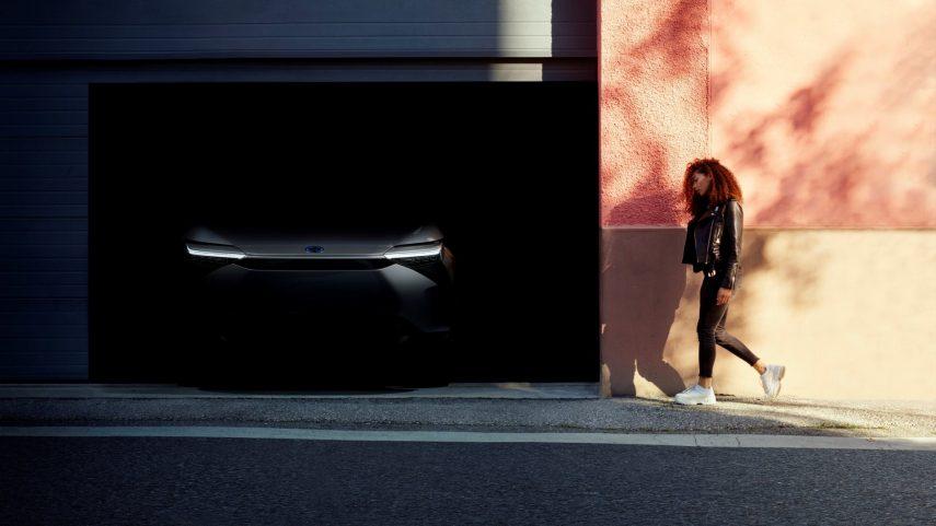 Toyota SUV Electrico Teaser (1)