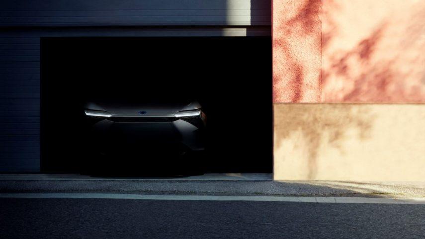 Toyota y Subaru ya tienen listo su SUV eléctrico conjunto