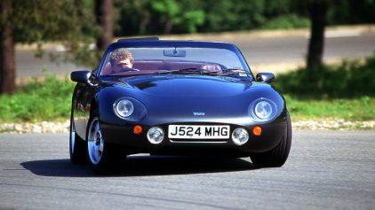 TVR Griffith 430