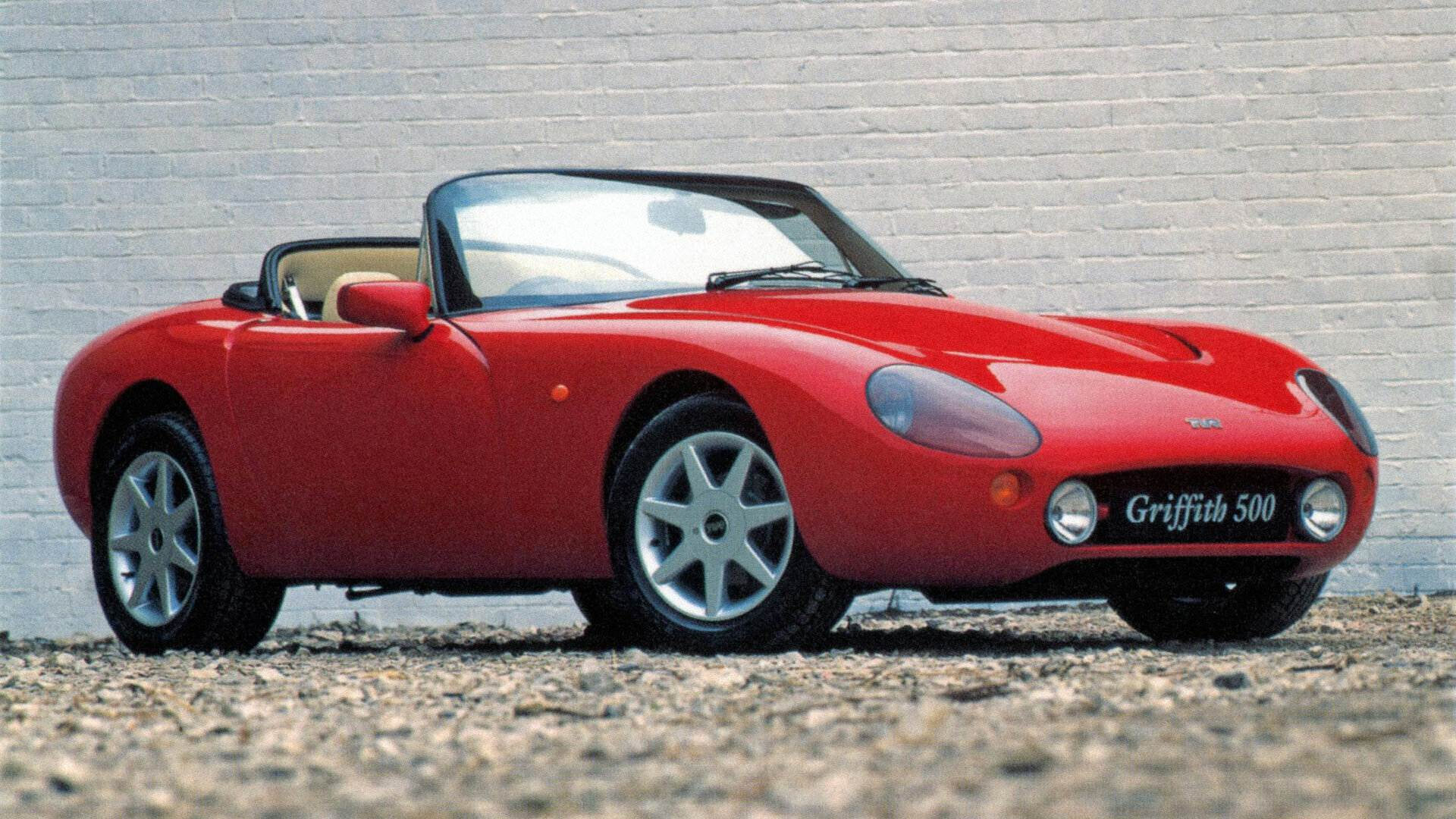 TVR Griffith 500 1