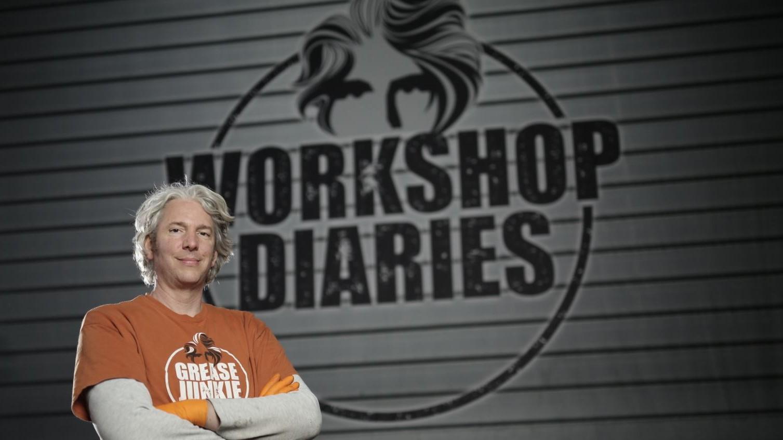 """""""Workshop Diaries"""", el nuevo programa de Edd China"""