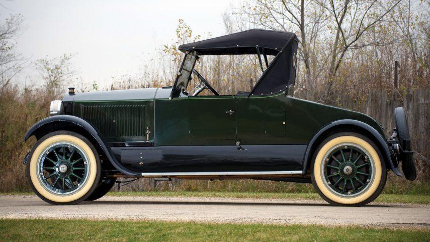 1922 Stanley Steamer Model 740 Roadster 1