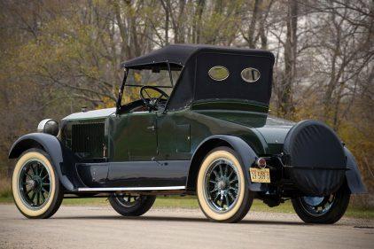 1922 Stanley Steamer Model 740 Roadster 3