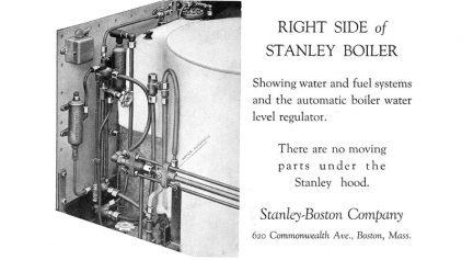 1922 Stanley Steamer Model 740 tecnica 2