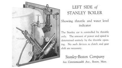 1922 Stanley Steamer Model 740 tecnica 3