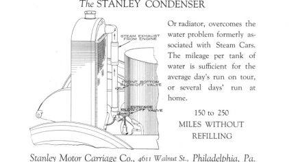 1922 Stanley Steamer Model 740 tecnica 4