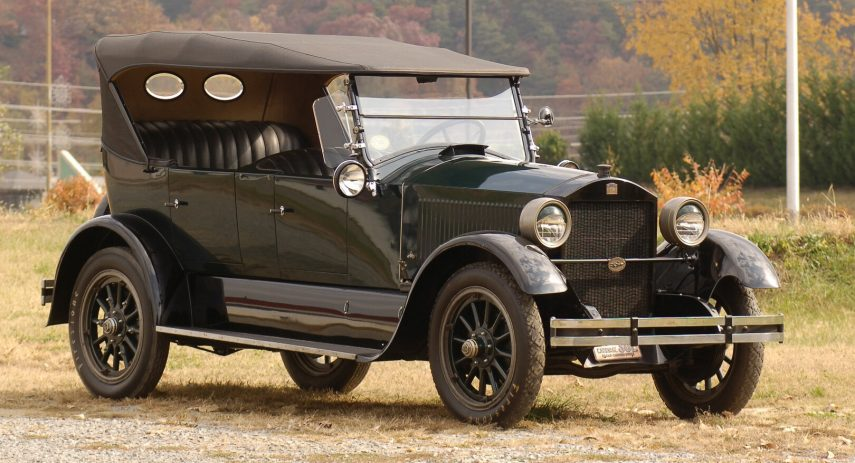 1922 Stanley Steamer Model 740 Touring 1