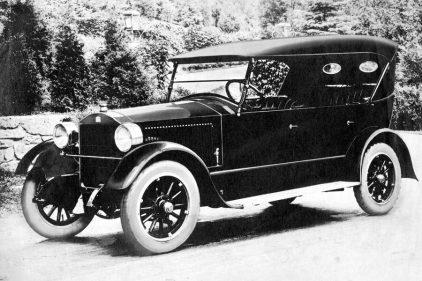 1922 Stanley Steamer Model 740 Touring 2