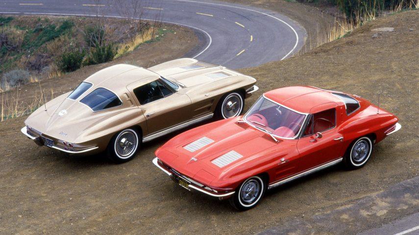 1963 Chevrolet Corvette Sting Ray 3