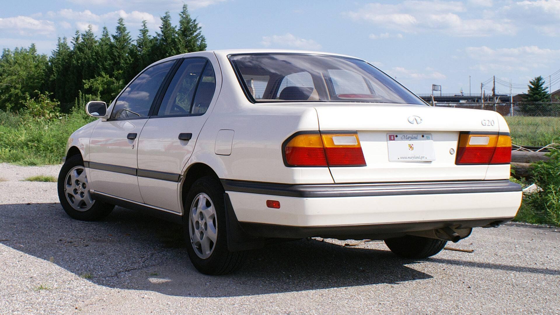 1991 Infiniti G20 P10 2