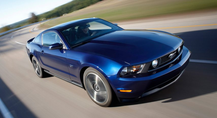 2011 Ford Mustang GT 50 1