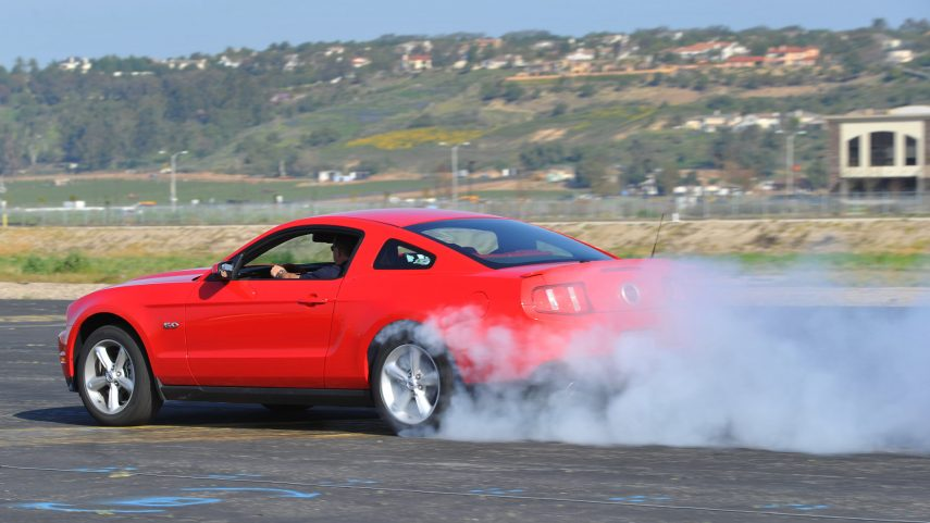 2011 Ford Mustang GT 50 3
