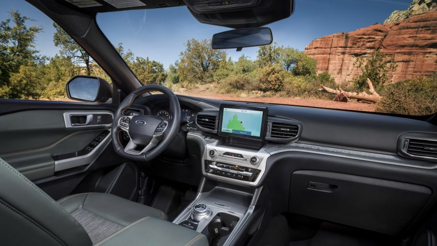 2021 Ford Explorer Timberline (11)