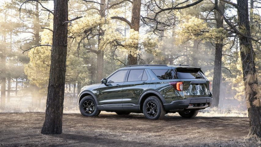 2021 Ford Explorer Timberline (3)