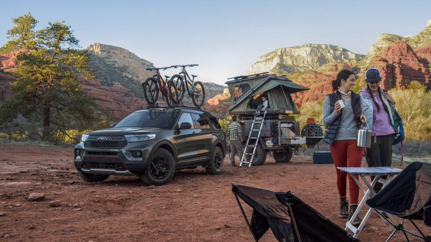 2021 Ford Explorer Timberline (7)