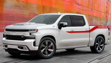 2021 Yenko SC Chevrolet Silverado California Edition (1)