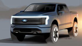2022 Ford F 150 Lightning Bocetos (3)