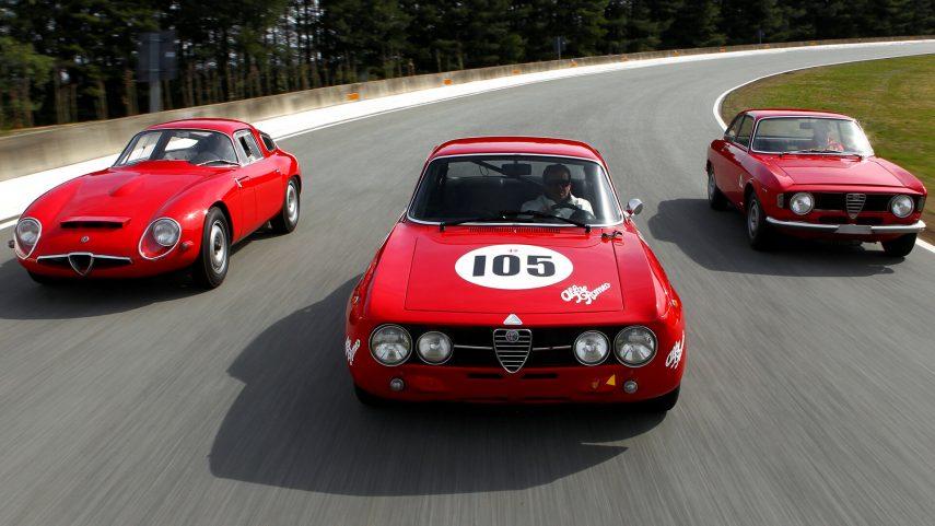 Coche del día: Alfa Romeo Giulia (101/105/115)