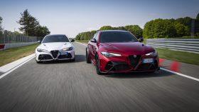 Alfa Romeo Giulia GTA y Alfa Romeo Giulia GTAm 2021 (2)